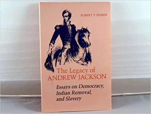 Higher English Reflective Essay The Legacy Of Andrew Jackson Essays On Democracy Indian Removal And  Slavery St First Edition Robert V Remini  Amazoncom  Books Reflection Paper Essay also Compare And Contrast Essay Examples High School The Legacy Of Andrew Jackson Essays On Democracy Indian Removal  Business Law Essay Questions