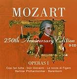 Mozart: Operas I (Cosi Fan Tutte, Don Giovanni & Le Nozze Di Figaro)