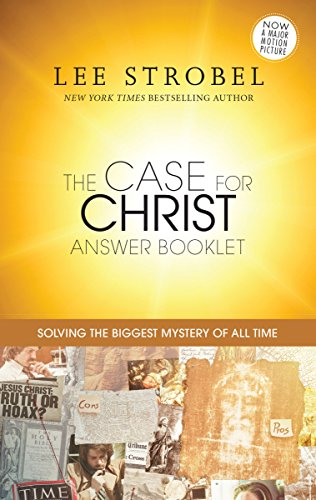 The case for christ answer booklet answer book series kindle the case for christ answer booklet answer book series by strobel lee fandeluxe Choice Image
