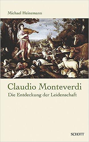Bildergebnis für michael heinemann claudio monteverdi
