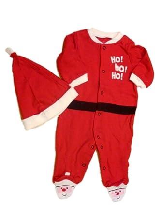 Amazon.com: Carters - Disfraz de Papá Noel para dormir y ...