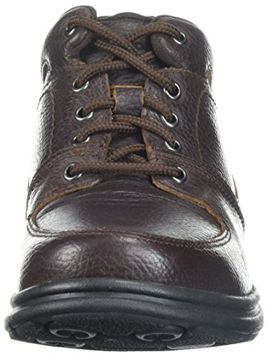 Men's Boot Winter Eureka Brown Dark Boot Rockport Plus dXx8wdU