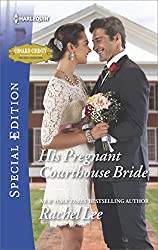 His Pregnant Courthouse Bride (Conard County: The Next Generation)