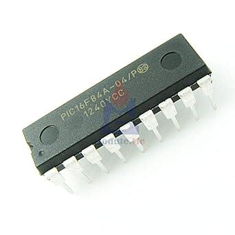 PIC16F84A-04P = PIC16F84A04P INTEGRATED CIRCUIT PIC16F84A-04P DIP-18