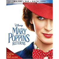 MARY POPPINS RETURNS [Blu-ray]