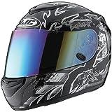 HJC Helmets HJ-09 RST Mirror Rainbow Shield For AC-12,CL-15,CL-16,CL-17,CL-SP,CS-R1,CS-R2,FS-10,FS-15,IS-16,FG-15