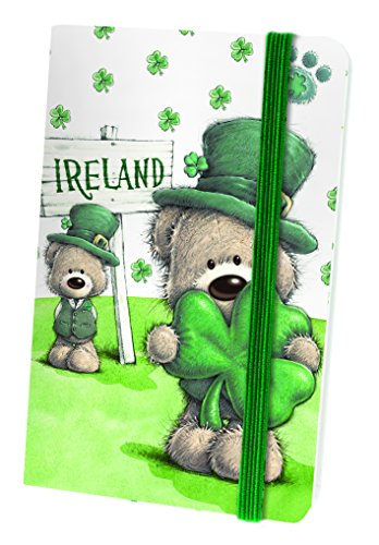 Paddy Bear Irish Designed Notebook