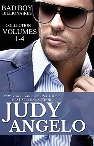 book cover of Bad Boy Billionaires  Vols. 1 - 4