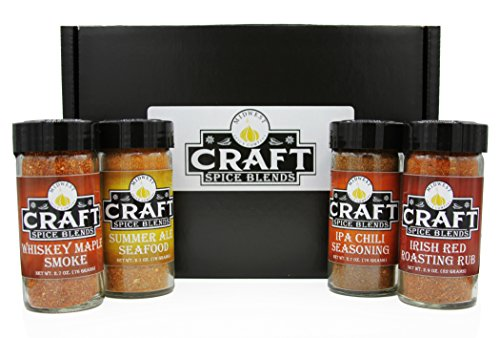 Best Sellers Gift Set - Craft Spice Blends
