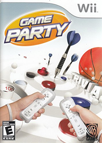 Game Party (Nintendo Wii)