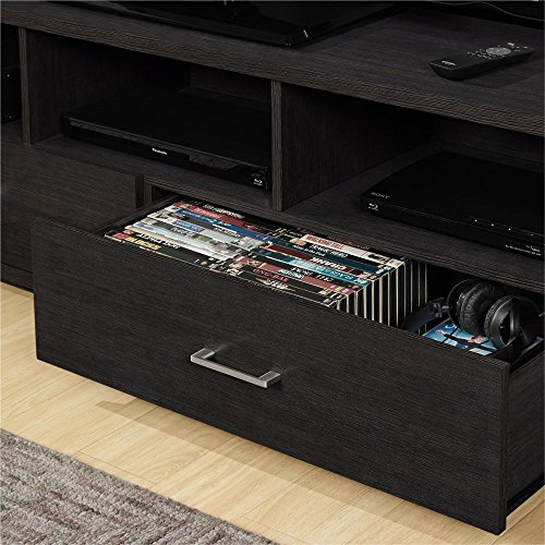 Ameriwood Home Clark TV Stand for TVs up to 70'', Espresso by Ameriwood Home (Image #7)