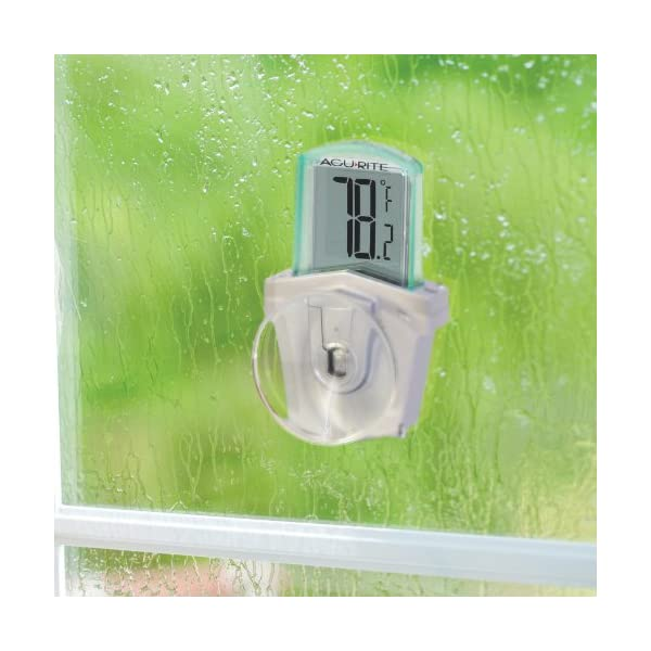 AcuRite-00799-Digital-Outdoor-Window-Thermometer