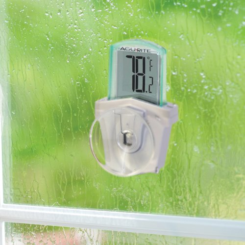 The 8 best outdoor thermometers with suction cups