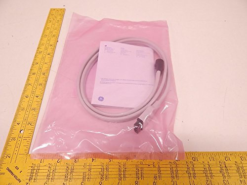 GE Healthcare 2058203-001 Blood Pressure Tubing Air Hose, Adult/Pediatric, Dinaclick Connector, 1.2 m Length by GE