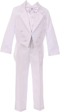 5 pc Couture Baby boy baptism outfit set Greek baptism costume White beige christening suit Wedding Linen suit first birthday outfit