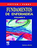 Fundamentos de Enfermeria, Potter, Patricia A. and Perry, Anne Griffin, 848174560X
