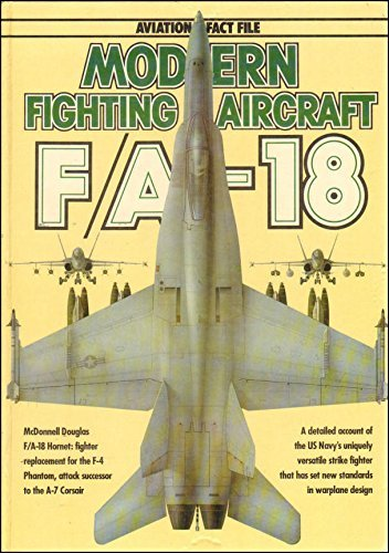 Used, F-18 Hornet (Aviation Fact File) for sale  Delivered anywhere in USA
