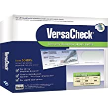 VersaCheck Refills Form # 1000 Business Voucher Check, Green Graduated,500 Sheets/500 Checks