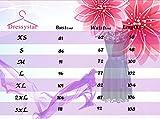 Dressystar-Women-Floral-Lace-Bridesmaid-Party-Dress-Short-Prom-Dress-V-Neck