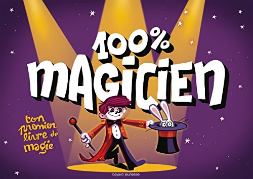 100 % magicien por Bruno Muscat