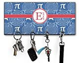 RNK Shops PI Key Hanger w/ 4 Hooks (Personalized)