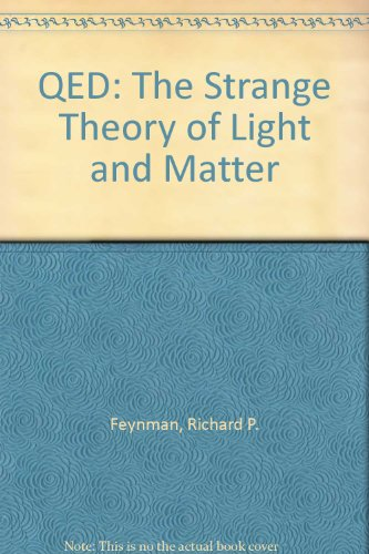 The Strange Theory Of Light And Matter Pdf