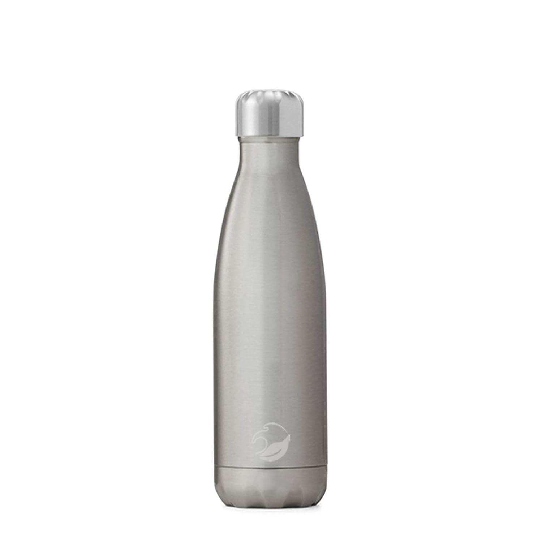 Botella de vacío isotérmica de Acero Inoxidable de 500 ML para onegreenbiberón Reutilizable no plástico Botellas