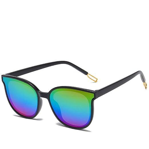 Paul Nal Gafas de Sol Gafas De Sol De Película De Color De Marco ...