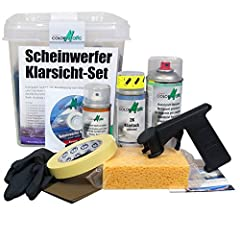 Colormatic 359248 Klarsicht-Set