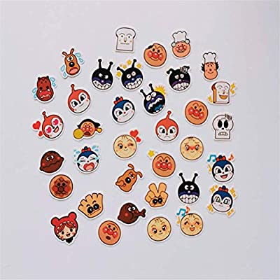 XCVBN Childrens Sticker Pack Cute Cartoon Comic Sticker Diary DIY Snoopy Material Sticker Set 40: Amazon.es: Coche y moto