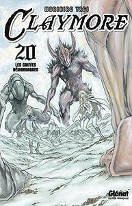 """Afficher """"Claymore n° 20 Les griffes démoniaques"""""""