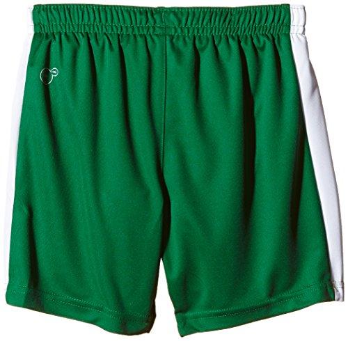bianco con Puma interna Pantaloncini Kids verde lettera verde Pitch wq8qSngtA