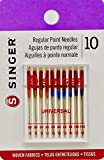 Sewing Machine Needles: SINGER 4790 Universal Assorted, Fits Singer, Janome, Kenmore, Brother, Pfaff