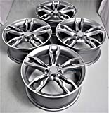 19' Inch Staggered Wheels Rims (Full Set of 4) fit BMW 1 2 3 4 5 6 Series X1 X3 X4 5620 GM
