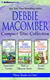 Kyпить Debbie Macomber CD Collection: Susannah's Garden, Back on Blossom Street, Twenty Wishes на Amazon.com