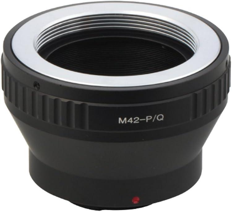 Pixco Lens Adapter Suit for M42 Mount Lens to Pentax Q Camera Q-S1 Q10 Q7 Q