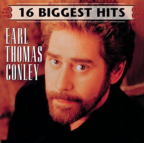 16 Biggest Hits -  Earl Thomas Conley, Audio CD