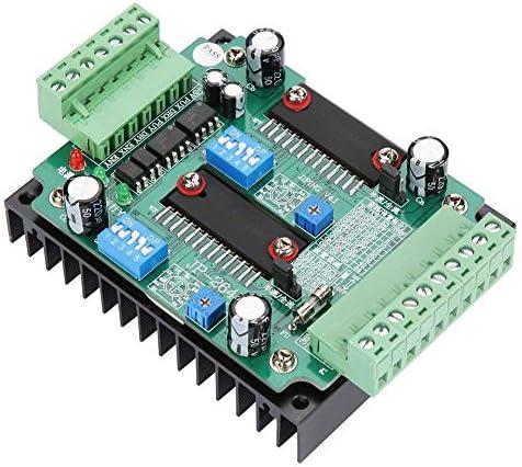 2軸THB6064AH 64マイクロステップ 4A CNCステッピングモータドライバ MACH3インターフェースブレークアウトボード