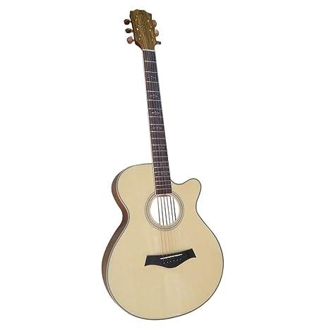 honsing® 40 pulgadas Guitarra Acústica/déchiquetage Baril pinzas ...
