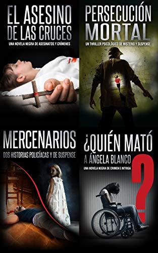 Historias policiiacas No. 2 (Historias policiacas) (Spanish Edition)
