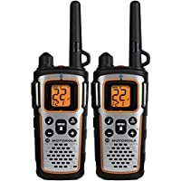 Motorola - Motorola MU350R 22 Channel 35 Mile Two-Way Radios - Bluetooth Compatible Talkabout Radio