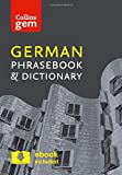 Collins Gem – Collins Gem German Phrasebook and Dictionary