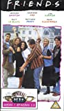 Friends (Series 1, Episodes 5-8: One VHS)