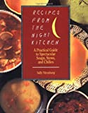 Recipes from the Night Kitchen, Sally Nirenberg, 0671688014