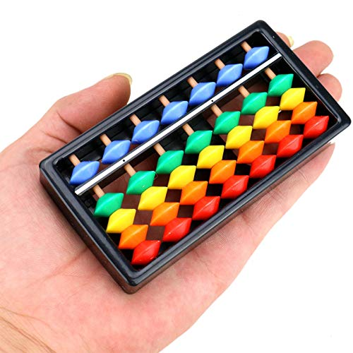 WSSROGY Plastic Abacus Arithmetic Soroban Kid's Calculating for sale  Delivered anywhere in USA