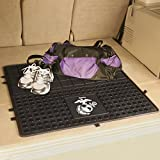 Fanmats Military 'Marines' Vinyl Heavy Duty Cargo Mat