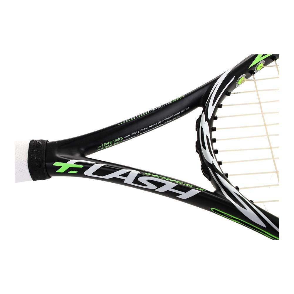 Amazon.com : Tecnifibre-T-Flash 285 Dynacore ATP Prestrung Tennis Racquet-() : Sports & Outdoors