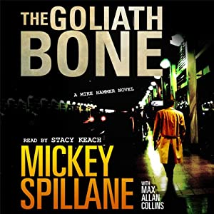 The Goliath Bone Hörbuch