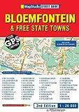 Street guide Bloemfontein & Free State Towns