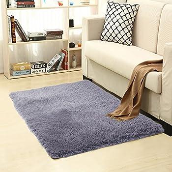 Amazon Com Actcut Super Soft Indoor Modern Shag Area